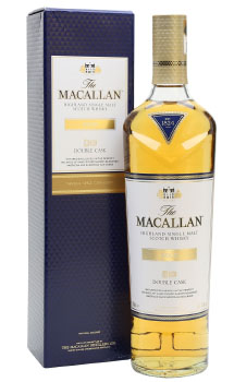 THE MACALLAN GOLD SCOTCH SINGLE MALT DOUBLE CASK - 750ML