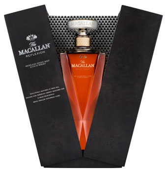THE MACALLAN DECANTER SERIES SCOTCH