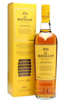 THE MACALLAN SCOTCH SINGLE MALT NO.