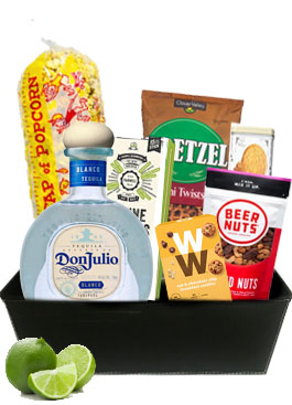 MARGARITA DON MADNESS GIFT BASKET