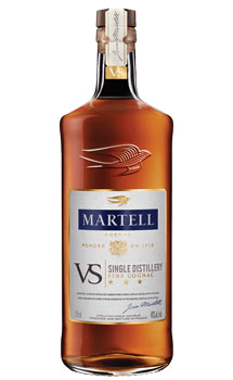 MARTELL COGNAC VS SINGLE DISTILLERY
