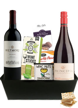A MATTER OF TASTE 2 RED WINE GIFT B