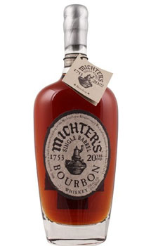 MICHTER'S 20 YEAR OLD BOURBON - 201