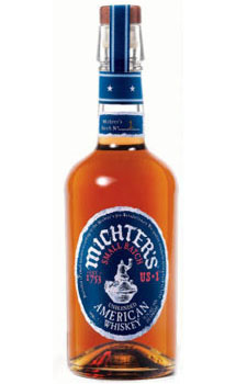 MICHTER'S WHISKEY UNBLENDED SMALL B