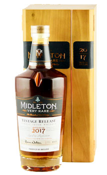 MIDLETON VERY RARE IRISH WHISKEY VINTAGE RELEASE