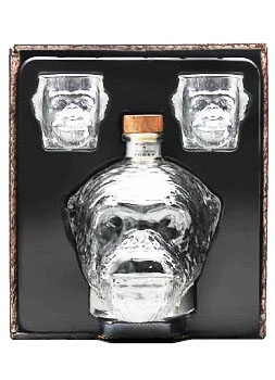 MONKEY HEAD VODKA - 750ML