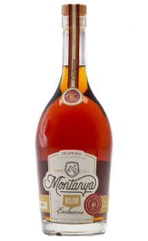 MONTANYA EXCLUSIVA RUM - 750ML