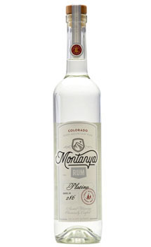 MONTANYA PLATINO LIGHT RUM