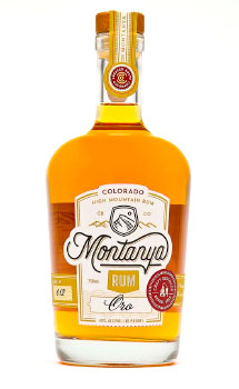 MONTANYA ORO DARK RUM - 750ML