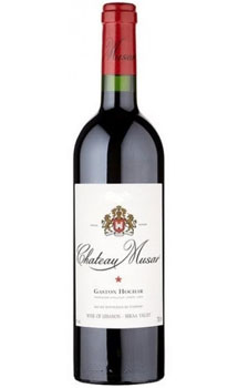 CHATEAU MUSAR RED 1969
