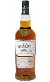 GLENLIVET SCOTCH SINGLE MALT NADURR
