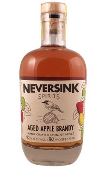 NEVERSINK SPIRITS AGED APPLE BRANDY