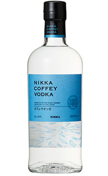 NIKKA WHISKY VODKA COFFEY