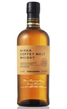 NIKKA COFFEY MALT WHISKY - CUSTOM E