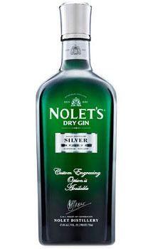 NOLET'S GIN DRY SILVER