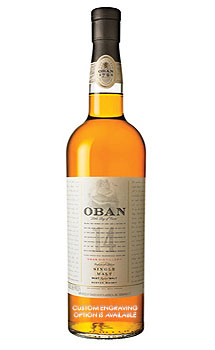 OBAN 14 YEAR OLD SINGLE MALT - CUST