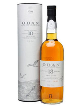 Oban 18 Year Old Single Malt