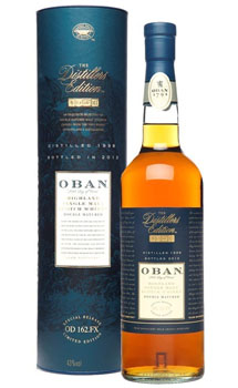 OBAN DISTILLERS EDITION SINGLE MALT