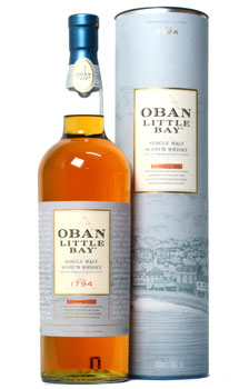 OBAN SCOTCH SINGLE MALT SMALL CASK