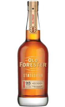 OLD FORESTER STATESMAN EDITION