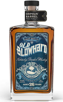 ORPHAN BARREL OLD BLOWHARD 26 YEAR