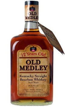 OLD MEDLEY BOURBON 12 YEAR
