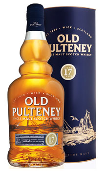 OLD PULTENEY SCOTCH SINGLE MALT 17