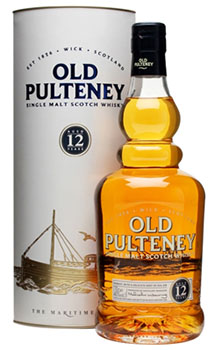 Old Pulteney Scotch Single Malt 12 Year