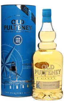 Old Pulteney Scotch Single Malt Navigator