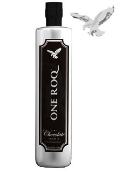 ONE ROQ VODKA DARK CHOCOLATE TRUFFLE - 1 LITER (SEASONAL OFFERING)