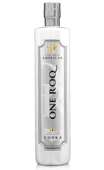 ONE ROQ ORIGINAL VODKA - 750ML