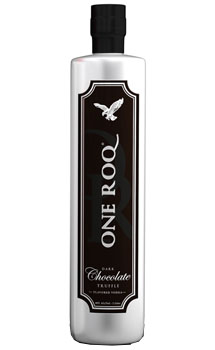 ONE ROQ VODKA DARK CHOCOLATE TRUFFL