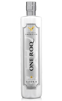 ONE ROQ VODKA ORIGINAL - 1 LITER