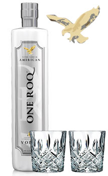 ONE ROQ ORIGINAL VODKA - 750ML WATE