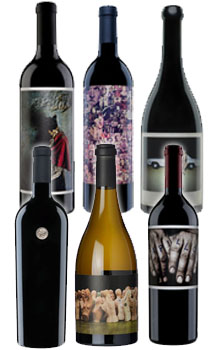 ORIN SWIFT 6 BOTTLE COLLECTION