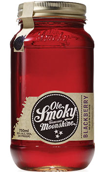 OLE SMOKY MOONSHINE BLACKBERRY MASO