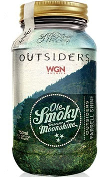 OLE SMOKY MOONSHINE OUTSIDERS FAREL