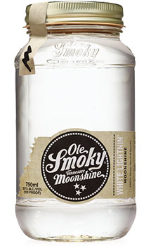 OLE SMOKY MOONSHINE WHITE LIGHTNIN'