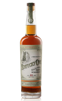 KENTUCKY OWL STRAIGHT RYE WHISKEY -