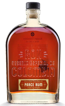PARCE RUM 12 YEAR OLD FROM COLOMBIA