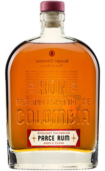 PARCE RUM 8 YEAR OLD FROM COLOMBIA