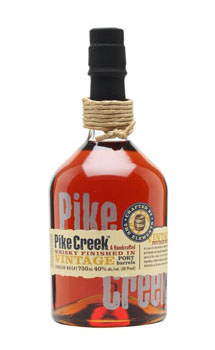 PIKE CREEK CANADIAN WHISKY FINISHED