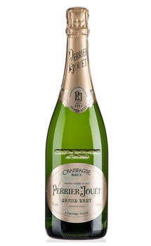 PERRIER JOUET GRAND BRUT CHAMPAGNE - CUSTOM ENGRAVED