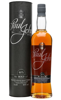 PAUL JOHN WHISKY SINGLE MALT BOLD