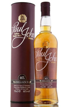 PAUL JOHN WHISKY SINGLE MALT BRILLI