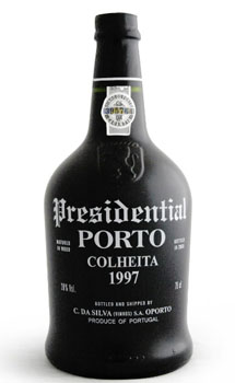 PRESIDENTAL 40 YEAR OLD TWNY PORTO