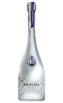 PRAVDA VODKA ORIGINAL - 750ML