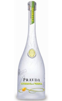 PRAVDA VODKA CITRON