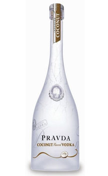 PRAVDA VODKA COCONUT -750ML