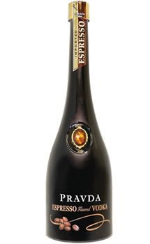PRAVDA VODKA ESPRESSO - 750ML